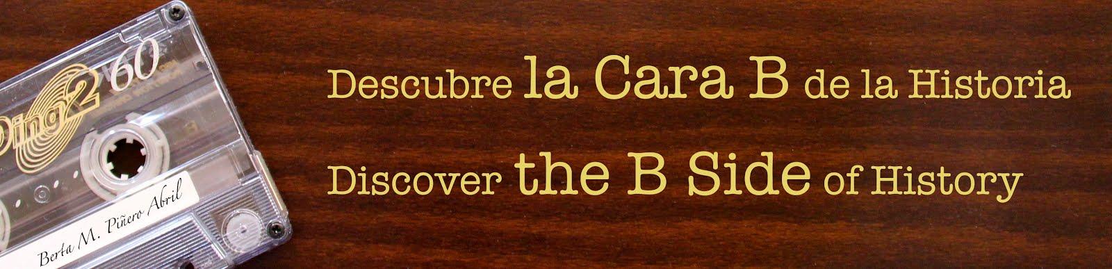 DESCUBRE LA CARA B             /           DISCOVER THE REVERSE SIDE