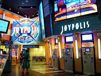 Joypolis Sega