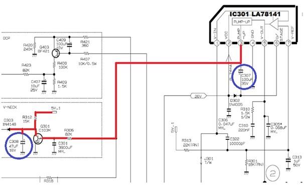 lg ultra slim tv circuit diagram lg image wiring electronics repair made easy lg 21 inch television shutdown on lg ultra slim tv circuit