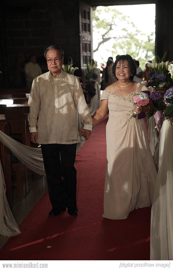 Our Samut-Saring Entourage Gowns | The Nearlyweds