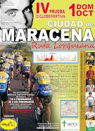 """IV MARCHA CICLODEPORTIVA """"CIUDAD DE MARACENA""""-RUTA LORQUIANA"""