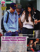 Selena Gomez got Jealous of Justin Bieber's ex Caitlin Beadles?