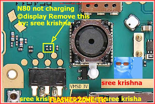 Nokia n80 not harging jumper diagram hardware solution