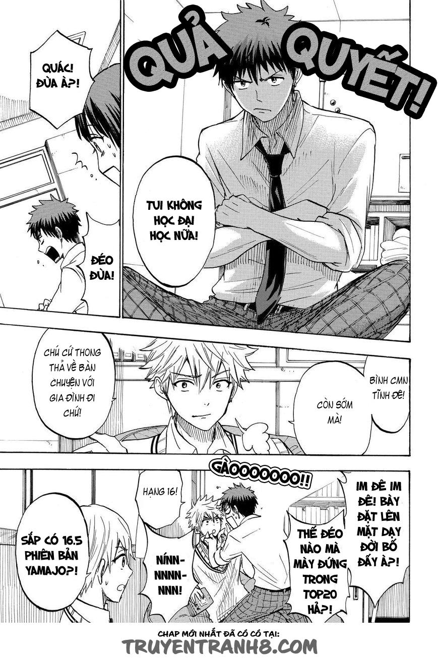 Yamada-kun to 7-nin no majo chap 226 Trang 17 - Mangak.info