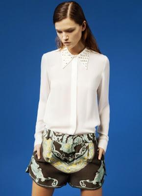 Fashion Zara - Frühling-Sommer 2012/2013 - zara online shop