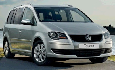 New VW Touran