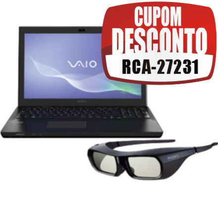 Notebook Sony Vaio SE15FB Intel Core I7