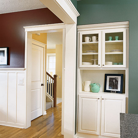 My home design home painting ideas 2012 Home interior paint schemes