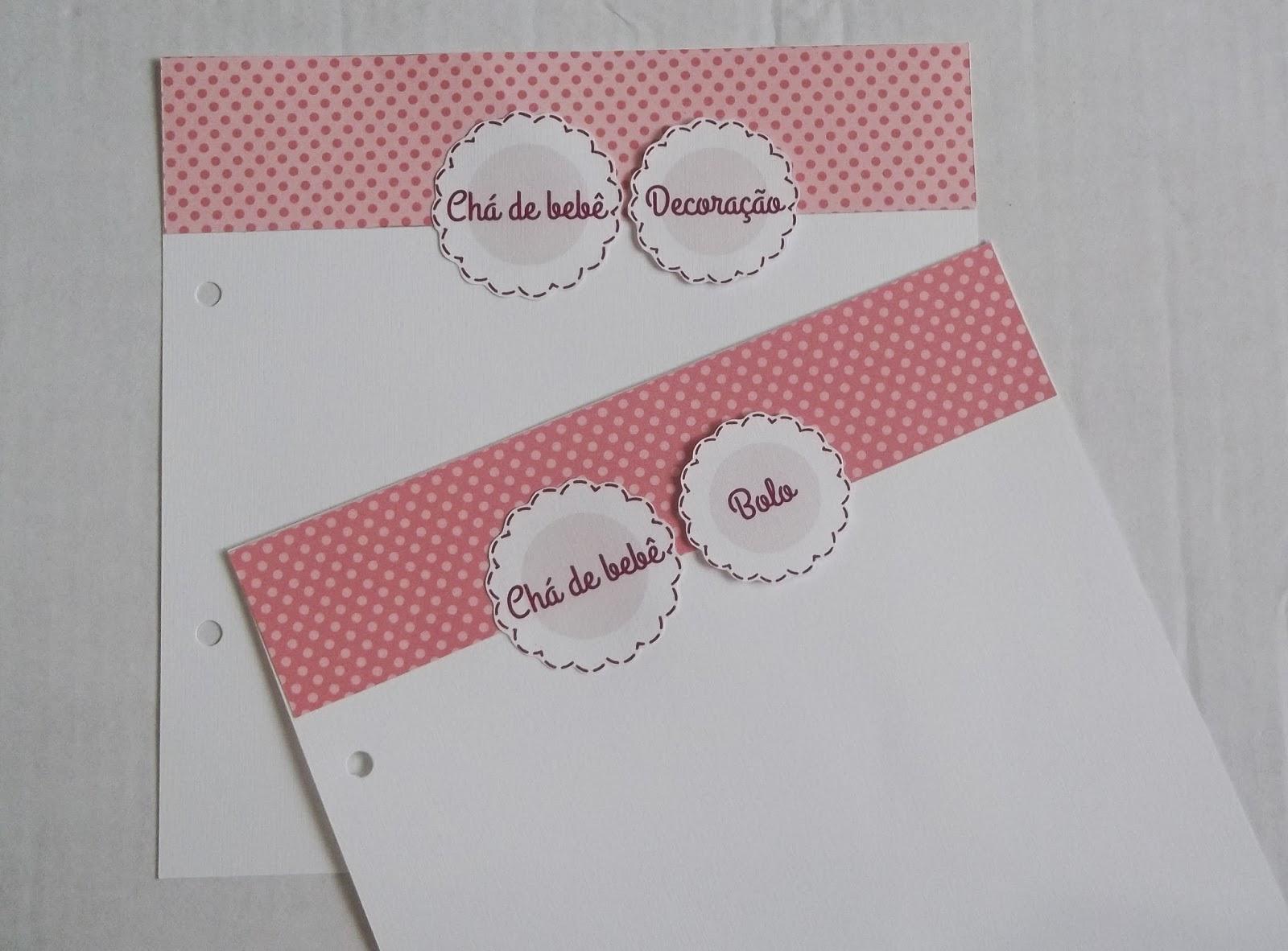 Álbum Memórias da Grávidez Rosa e Lilás