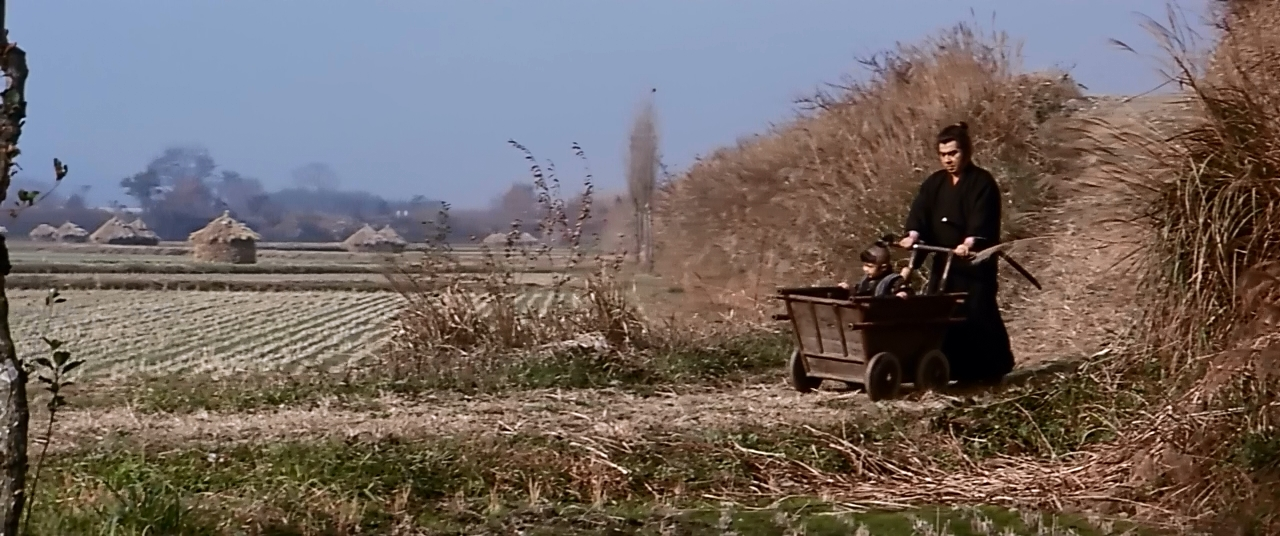 Lone Wolf and Cub 4 Baby Cart in Peril (1972) BrRip