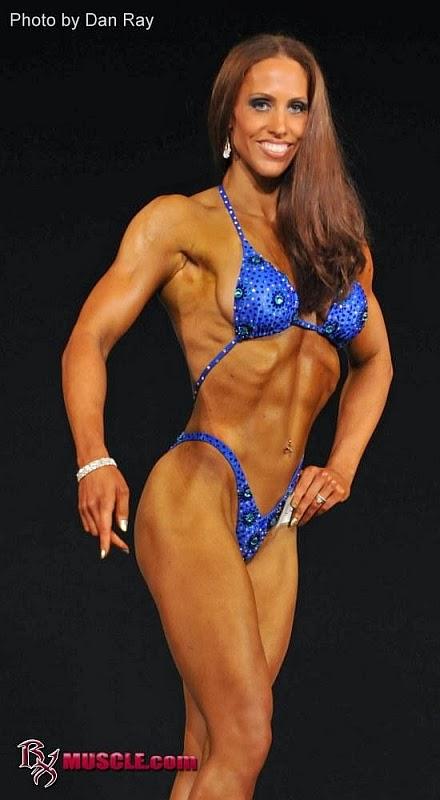 Fitness Competitor - Alissa Carpio