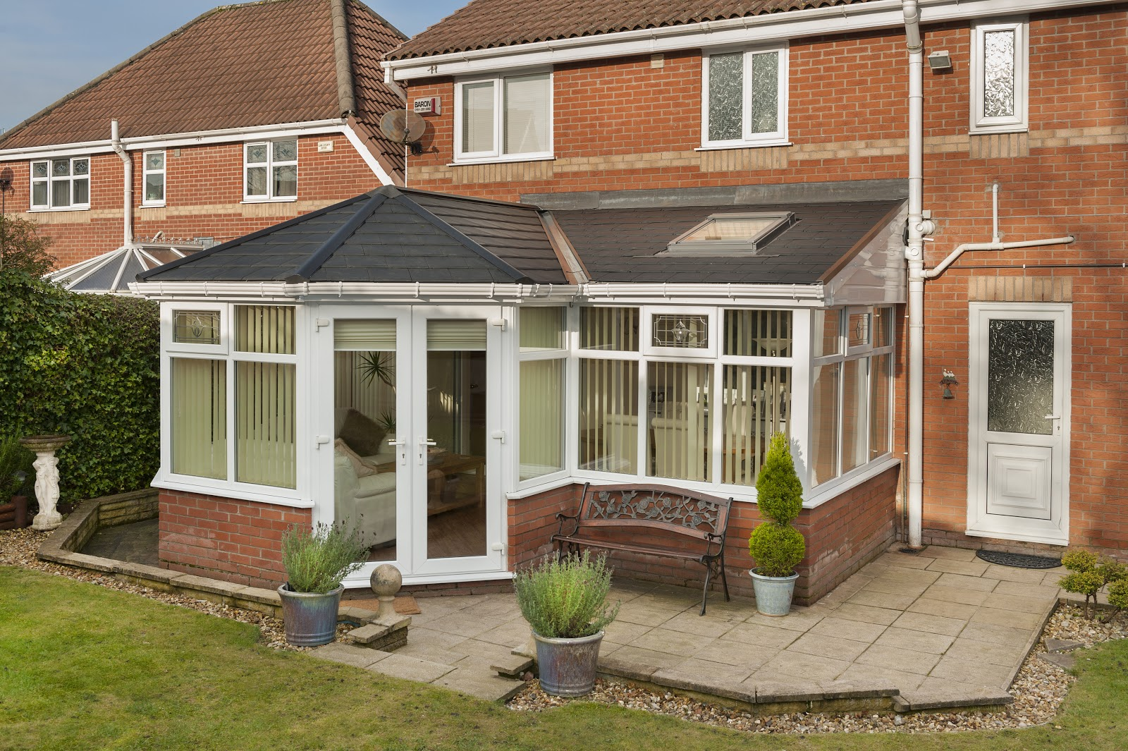 Prefix systems blog march 2013 for Garden room lean to