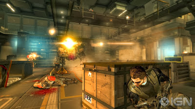 Download Deus Ex Human Revolution Game