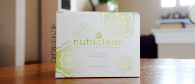 My 7-Day NutriClean Detox + Diet | Eat My Knee Socks