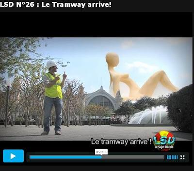 projet gare de Tours / ilot Vinci : la tour Femme Loire