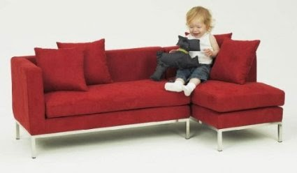 kids couch: kids sectional couch