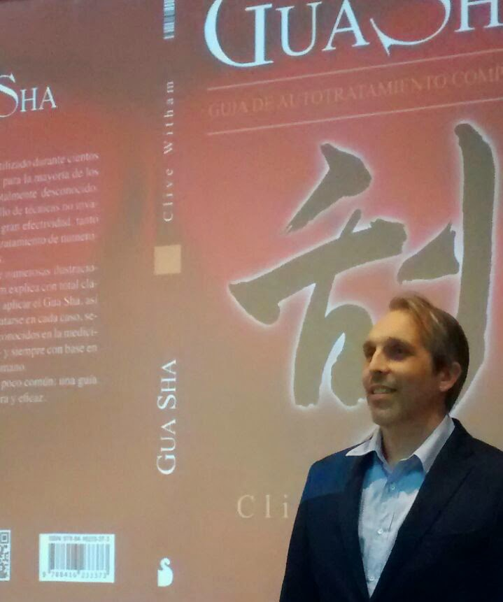 Clive Witham Gua Sha