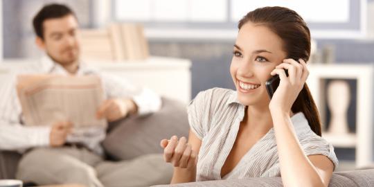 Enam Negara Paling Gandrung Handphone