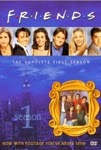 """Friends"" TV show poster"