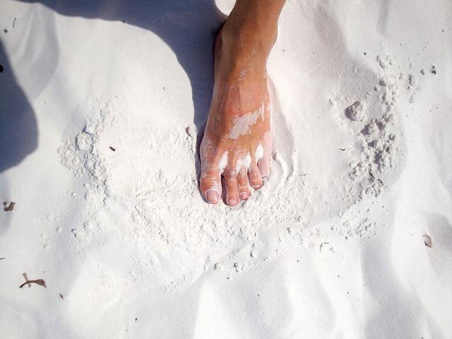 cómo lucir unos pies perfectos