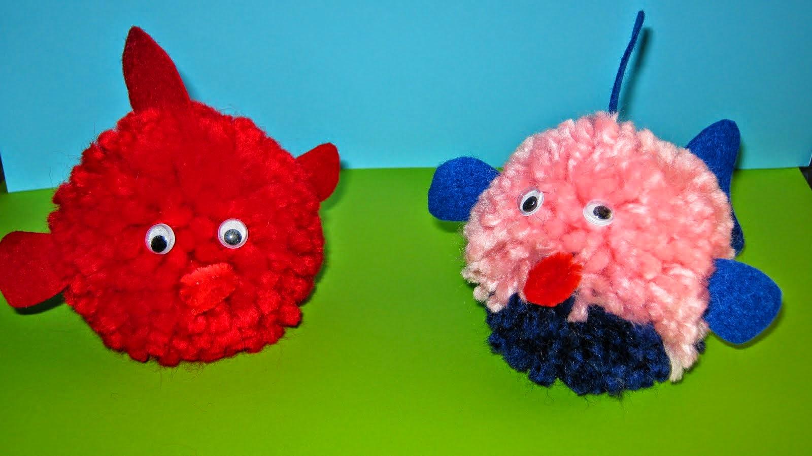 bonequinhos de lã
