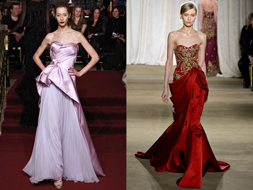 Zac Posen and Marchesa