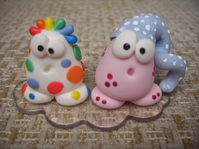Mini dolls, arco-íris e sonequinha