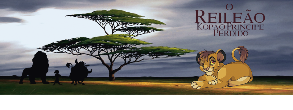 O rei leão 4-kopa o príncipe perdido