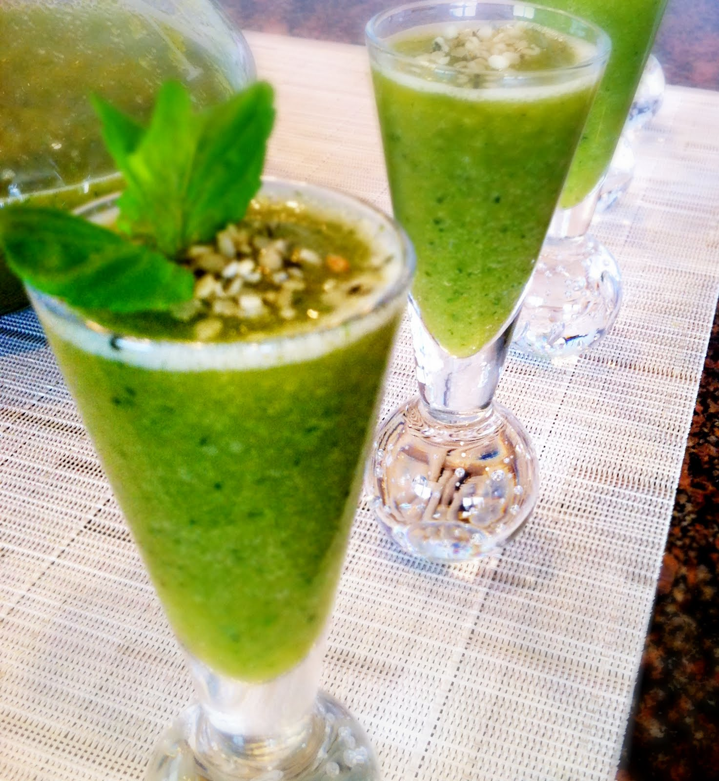 Green Apple Baby: Detox Smoothie #1 and Lemon Rosemary Roasted ...