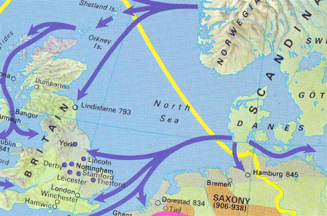 the attack on lindisfarne Get an answer for 'what is significant about the viking attack on lindisfarne that took place in the year 793' and find homework help for other history questions at enotes.