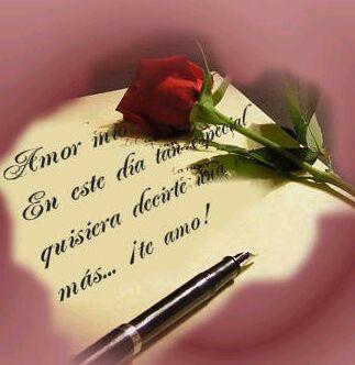 carta de amor dedicatoria al amor frases de amor historia