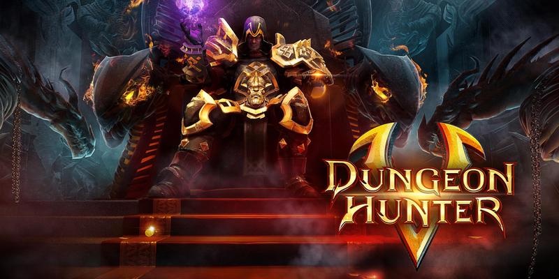 Dungeon Hunter 5 v1.0.0j + (Mod Money) [Link Direto]