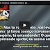 Gravação revela a verdade sobre a prisão do PR. Macos Pereira