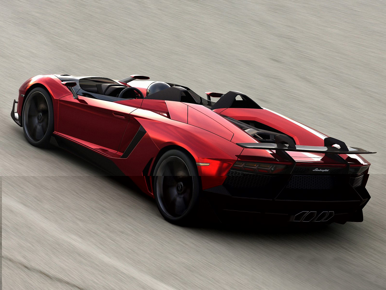 2012 Lamborghini Aventador J Concept | autorecent