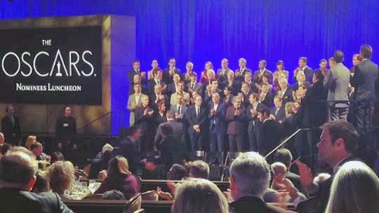 Full recap: Oscar Nominees Luncheon