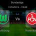 Pronostic Wolfsburg - Nuremberg : Bundesliga