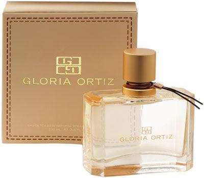 Gloria Ortíz perfume El Corte Inglés