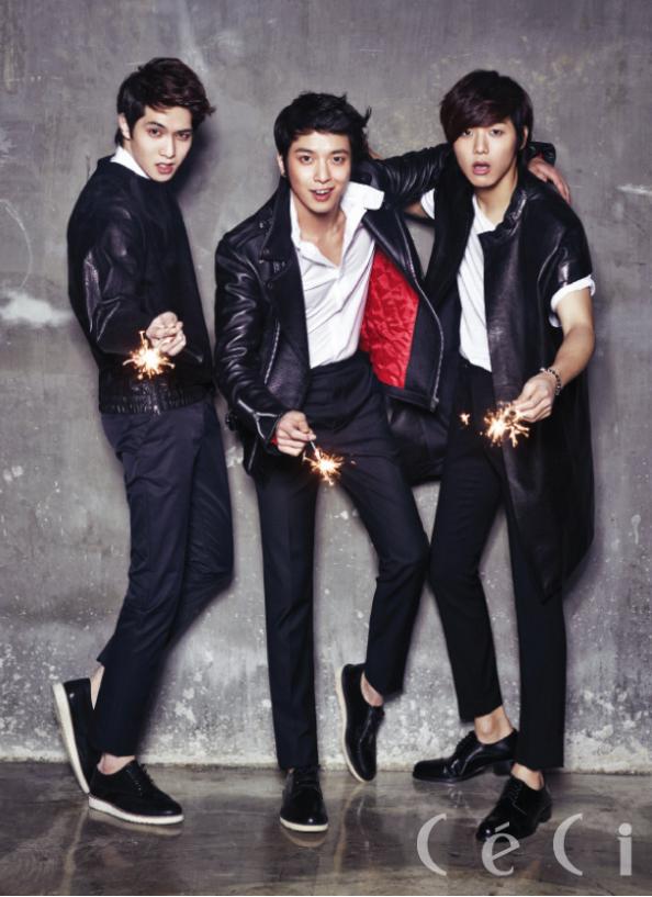 Jonghyun Majalah CeCi 05