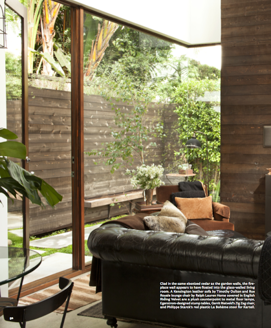 House Beautiful JulyAugust issue is Big on Small space design