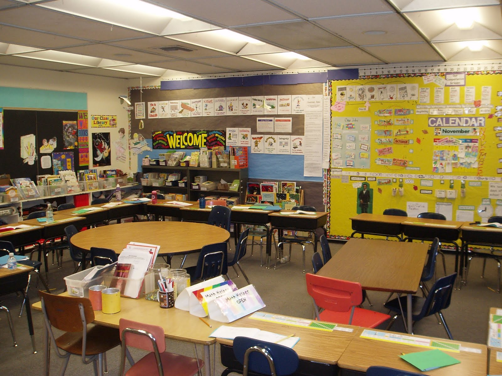 Elementary Classroom Design Standards : A lean journey improvement in unexpected places is