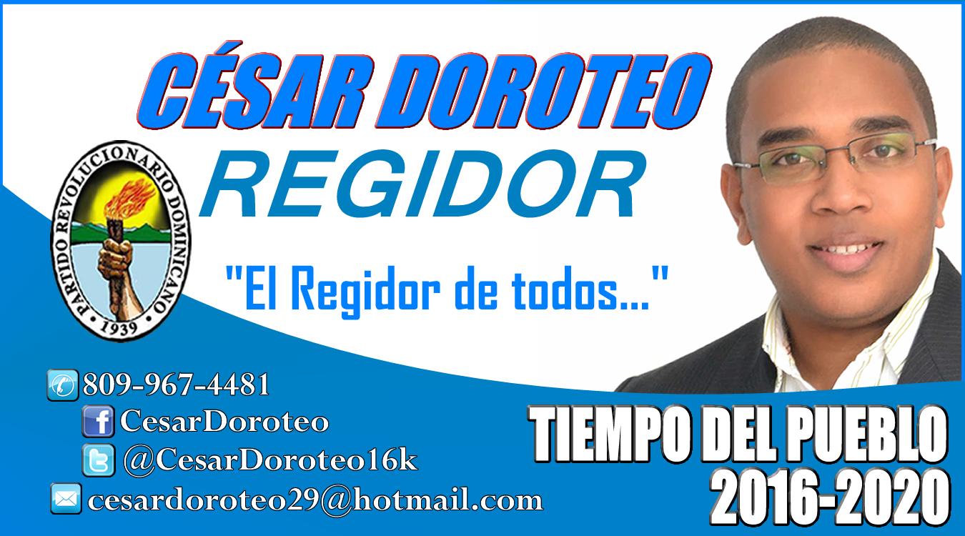 EL PRÓXIMO REGIDOR