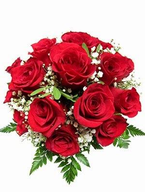 Ramos de Novia y Bouquets de Rosas, parte 1
