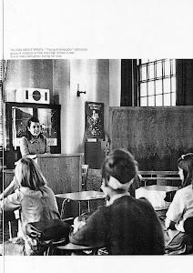 Reportagem sobre atividades de Vivian como Jovem Embaixadora do Brasil nos Estados Unidos, 1967.