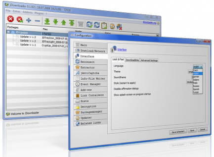 jdownloader Top 10 Best Download Managers Of 2012