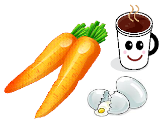 Kisah Wortel, Telur, dan Kopi