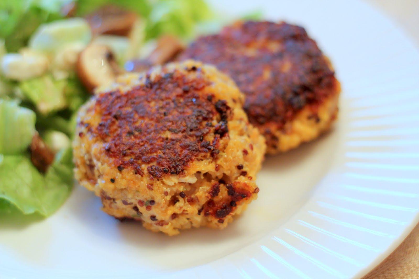 Buffalo Chicken Quinoa Fritters Recipes — Dishmaps