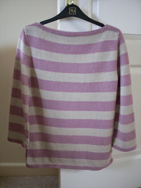 http://www.ravelry.com/projects/sally321/emma-boatneck-jumper