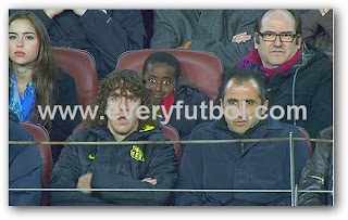 Puyol Continua Sin Jugar Con El Barcelona