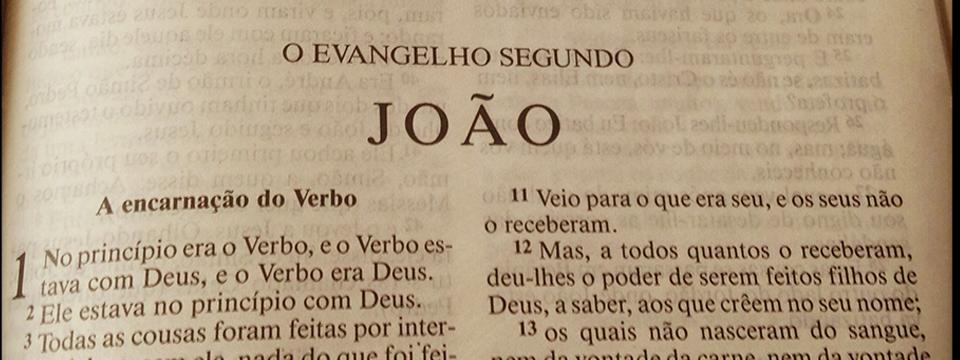 Cinco Grandes Verdades de João 1:1