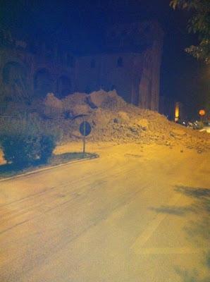 fotos del terremoto en italia 20 mayo 2012